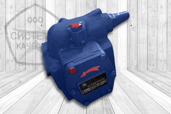 Насос НМШ 5-25-4,0/4 для мазута под ЭД 1,5 кВт