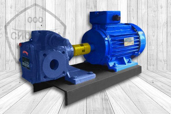 Агрегат насоса НМШ 8-25. ш8-25