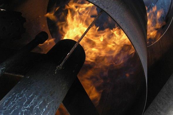 Печное пиролизное топливо перекачивается насосами НМШ и Ш